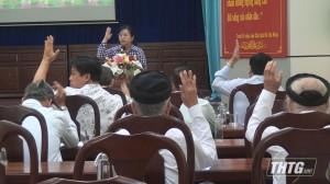 Tiền Giang chốt danh sách 14 ứng cử viên ĐBQH khóa XV và 100 ứng cử viên Đại biểu HĐND tỉnh, nhiệm kỳ 2021-2026