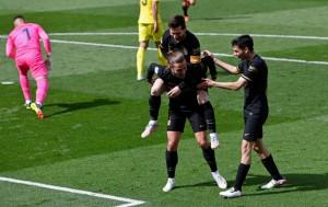 Griezmann chói sáng, Barcelona sắp chạm tay đến ngôi vô địch La Liga