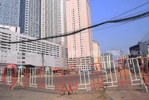 Campuchia phong tỏa thủ đô Phnom Penh và thành phố Ta Khmao