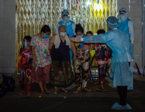 Thủ tướng Campuchia: Chúng ta đang đứng trên bờ vực tử thần do Covid-19