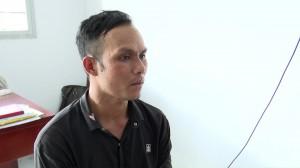 Công an huyện Châu Thành  bắt đối tượng tàng trữ trái phép chất ma túy