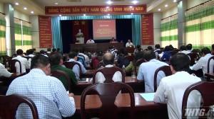 Ứng cử viên Đại biểu Quốc hội tỉnh Tiền Giang và HĐND các cấp được cử tri nơi cư trú tín nhiệm cao