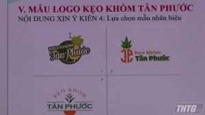 """Hội thảo xây dựng, quản lý nhãn hiệu chứng nhận """"Kẹo khóm Tân Phước"""""""
