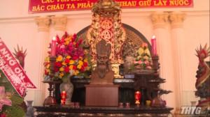 Tiền Giang tổ chức lễ giỗ tổ các vua Hùng