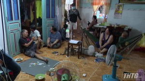 Công an Tiền Giang triệt phá  tụ điểm cờ bạc tại Thị xã Gò Công