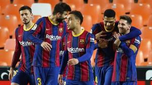 Messi thiết đãi đồng đội, tạo gắn kết trước đại chiến Atletico