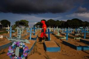 Số ca tử vong toàn cầu cao gấp đôi con số chính thức