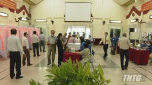 Cử tri Tiền Giang nô nức đi bầu cử Đại biểu Quốc hội và HĐND các cấp