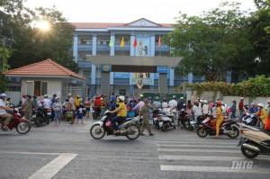 Học sinh Tiền Giang chuyển hình thức học trực tuyến từ ngày 17-5