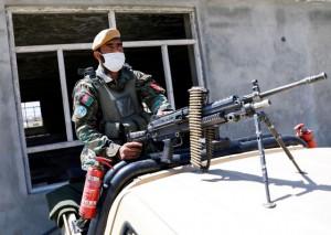 Hơn 100 phiến quân Taliban thiệt mạng trong giao tranh với quân đội Afghanistan