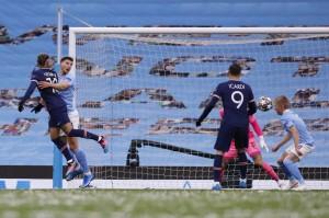 Champions League: Mahrez lập cú đúp hạ PSG, Man City giành vé chung kết lịch sử