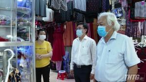 Phó Chủ tịch UBND tỉnh kiểm tra công tác phòng chống dịch bệnh Covid-19