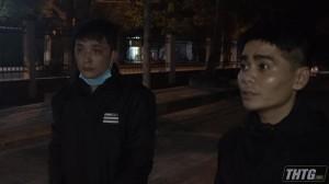 Hai đối tượng liên quan vụ giết người tại Chợ Nhị Tì, phường 2 ra đầu thú