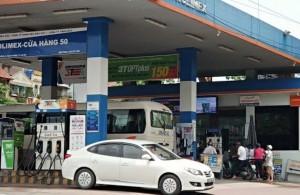 Giá xăng dầu tăng từ chiều nay