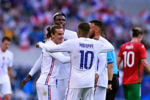 Pháp, Tây Ban Nha thắng trận tưng bừng trước thềm EURO 2021