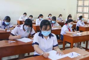 Hơn 18.000 thí sinh Tiền Giang tham gia kỳ thi tuyển sinh vào lớp 10