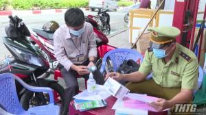 Tiền Giang kiểm tra các điểm kinh doanh trang thiết bị y tế