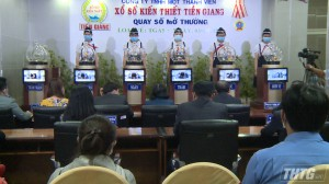 Từ ngày 13/6, tạm dừng hoạt động kinh doanh xổ số trên địa bàn tỉnh Tiền Giang