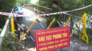 Ban Chỉ đạo phòng chống dịch Tiền Giang yêu cầu nhanh chóng khoanh vùng và dập các ổ dịch mới