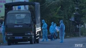 Tiền Giang phát hiện thêm 03 trường hợp nghi nhiễm Covid-19 ở huyện Cai Lậy