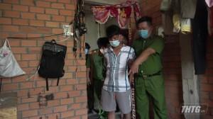 Công an Tân Phước khởi tố đối tượng đột nhập vào nhà cướp tài sản