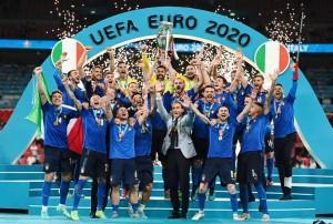 Anh gục ngã trên chấm luân lưu, Ý lên ngôi vô địch Euro 2020
