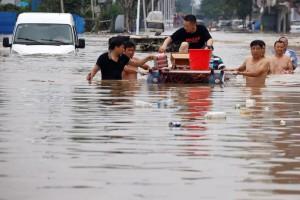 Trung Quốc: Hồi chuông cảnh báo từ mưa lũ