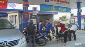 Giá xăng tăng mạnh, áp sát mốc 22.000 đồng/lít