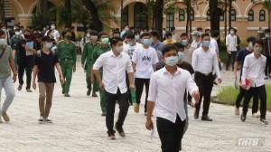 Thí sinh Tiền Giang đạt trung bình 6,63 điểm trong kỳ thi tốt nghiệp THPT 2021, xếp thứ 14/63 tỉnh, thành