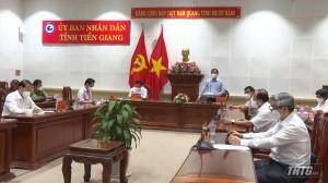 Tiền Giang áp dụng biện pháp người dân không ra đường sau 18 giờ, từ ngày mai 27-7