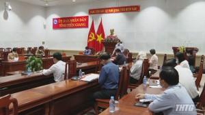 Nhiều tín hiệu khả quan trong công tác phòng chống dịch Covid-19 tại tỉnh Tiền Giang