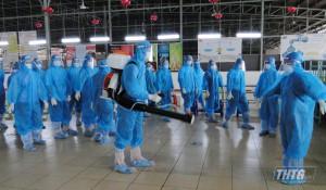 UBND tỉnh Tiền Giang yêu cầu siết chặt các biện pháp phòng, chống dịch Covid-19