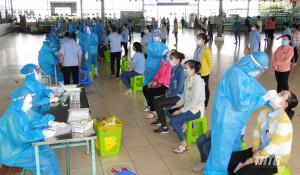 Từ ngày 5-8, Tiền Giang tạm dừng hoạt động sản xuất kinh doanh của các doanh nghiệp trong khu, cụm công nghiệp