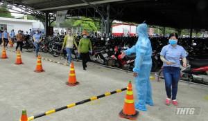 """UBND tỉnh Tiền Giang yêu cầu doanh nghiệp trong các khu, cụm công nghiệp phải có phương án đảm bảo phương châm """"3 tại chỗ"""""""