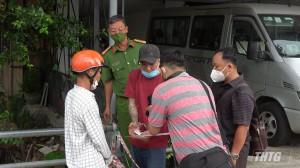 Bắt quả tang 02 đối tượng tàng trữ chất ma túy tại chốt kiểm dịch
