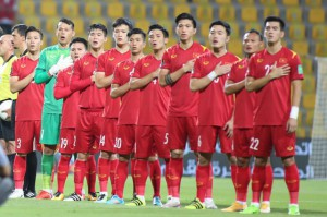 Khởi động AFF Cup 2020