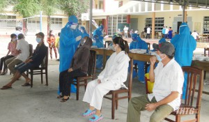 Sở Y tế Tiền Giang triển khai Trạm Y tế lưu động