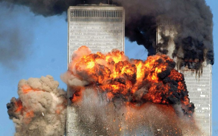 My toa thap doi bi tan cong khung bo 11-9-2001, -britannica