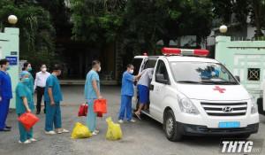 Bệnh viện Dã chiến số 2 chữa trị thành công 02 bệnh nhân mắc Covid -19 rất nặng