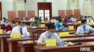 Bế mạc kỳ họp thứ 3 HĐND tỉnh Tiền Giang Khóa X