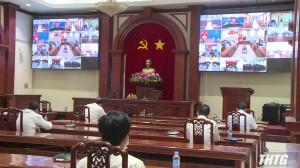 Tình hình dịch bệnh Covid-19 tỉnh Tiền Giang đang có những chuyển biến tích cực