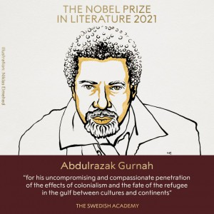Tiểu thuyết gia đoạt giải Nobel Văn học 2021 là ai?