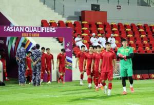 Đội tuyển Việt Nam tụt 3 bậc trên BXH FIFA