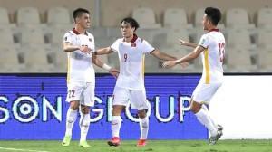Tiến Linh vượt qua Son Heung Min trong cuộc bình chọn của AFC