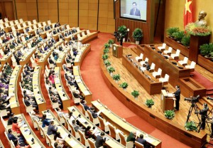 Hôm nay, khai mạc Kỳ họp thứ 2 Quốc hội khóa XV