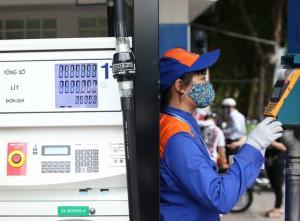 """Giá xăng dầu chiều nay tăng """"sốc"""""""
