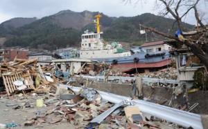 Động đất trên phạm vi rộng tại Tokyo, Nhật Bản