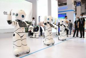 Ngành công nghiệp người máy của Trung Quốc phát triển mạnh mẽ