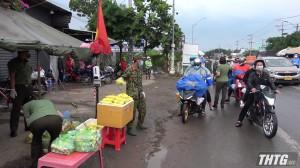 Tiền Giang dự kiến đón 750 công dân từ TPHồ Chí Minh trở về địa phương