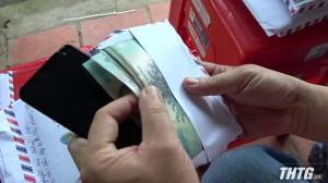 Phá tụ điểm đánh bạc qua mạng internet tại Tân Phước, thu giữ hơn 85 triệu đồng